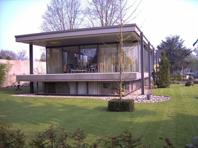 Bestand glazen huis wikipedia - Terras van huis ...