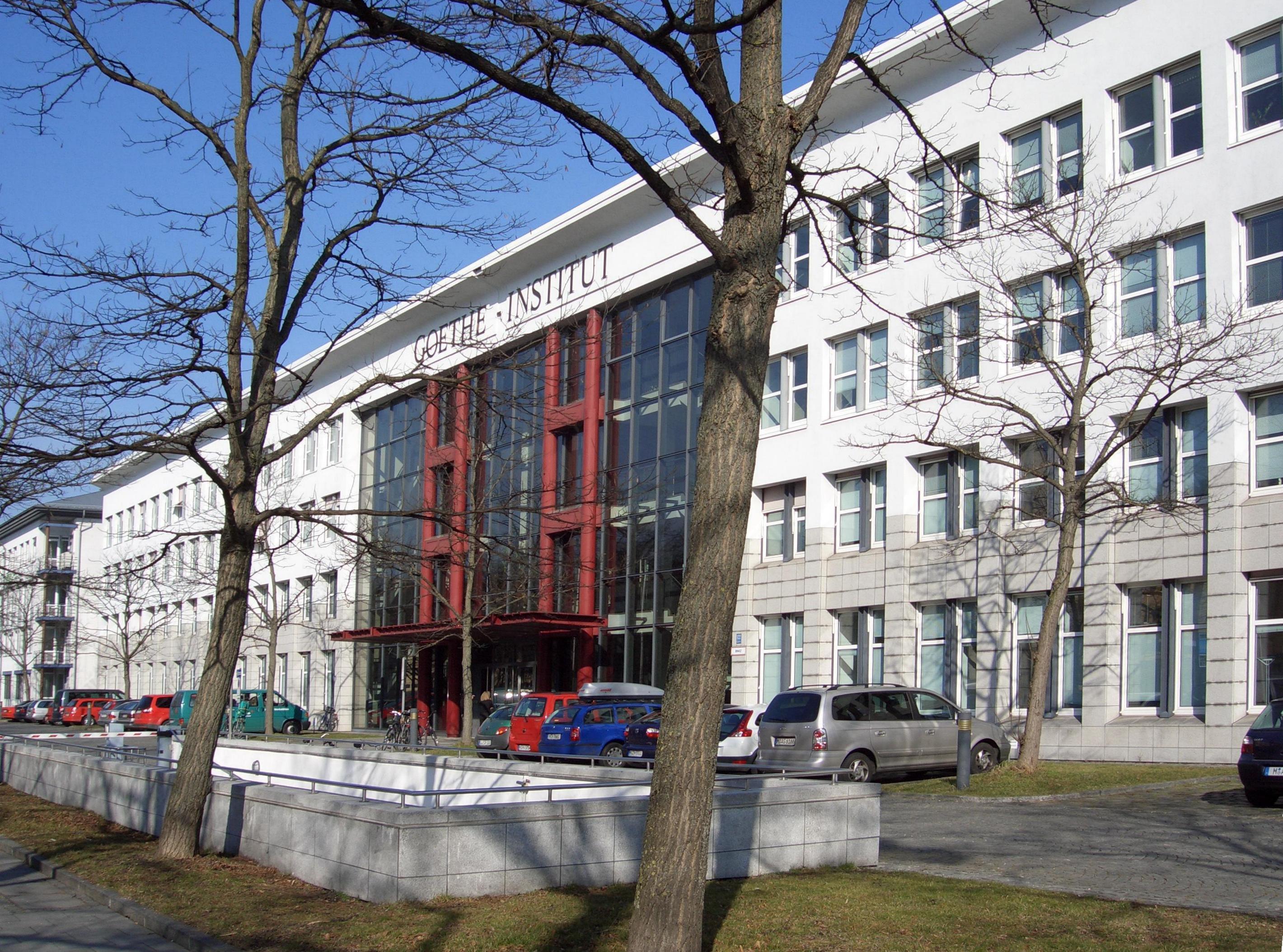 Zentrale des Goethe-Instituts in München