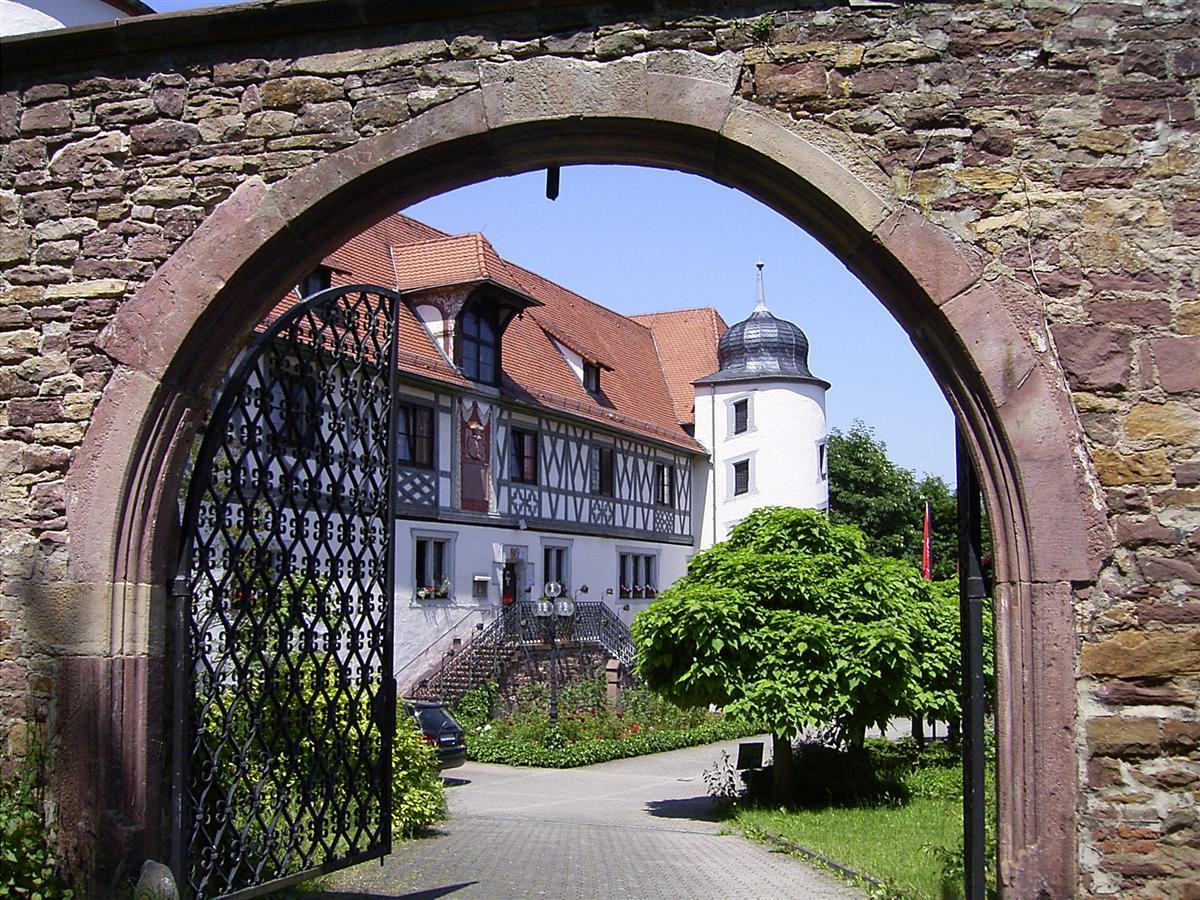 Schloss Augustenburg Grötzingen