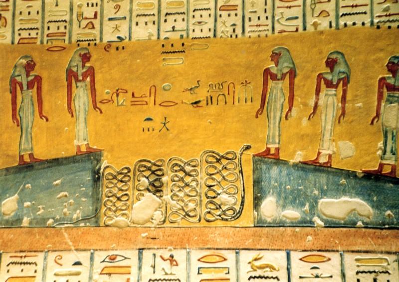 APEP Grabmalereien