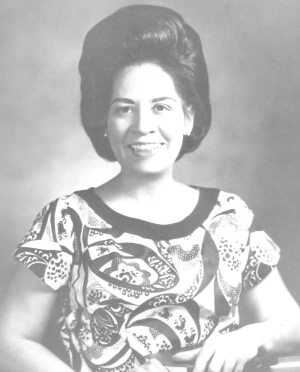 Representative Gwen Cherry