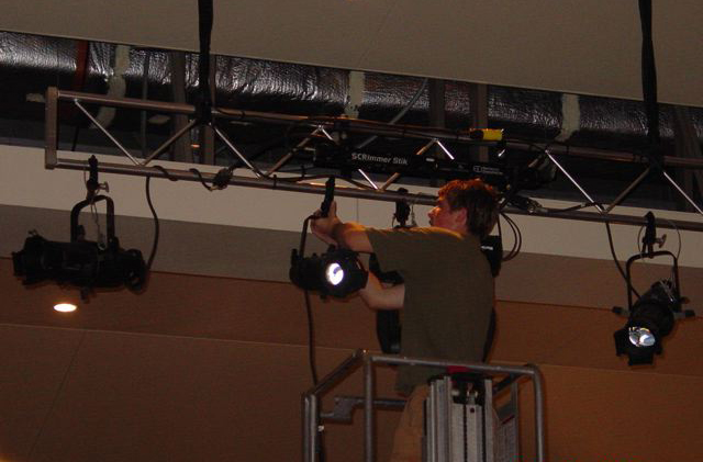 Sound And Light Truss System