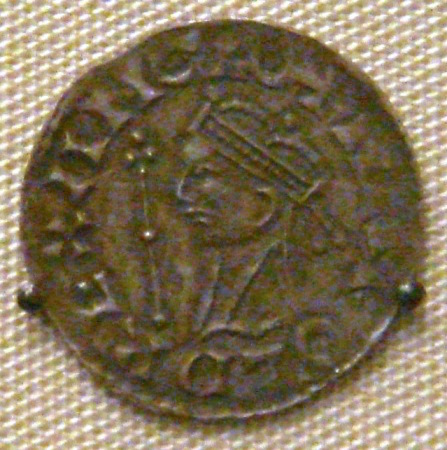 Coin of King Harold Godwinson Harold II 1066.jpg