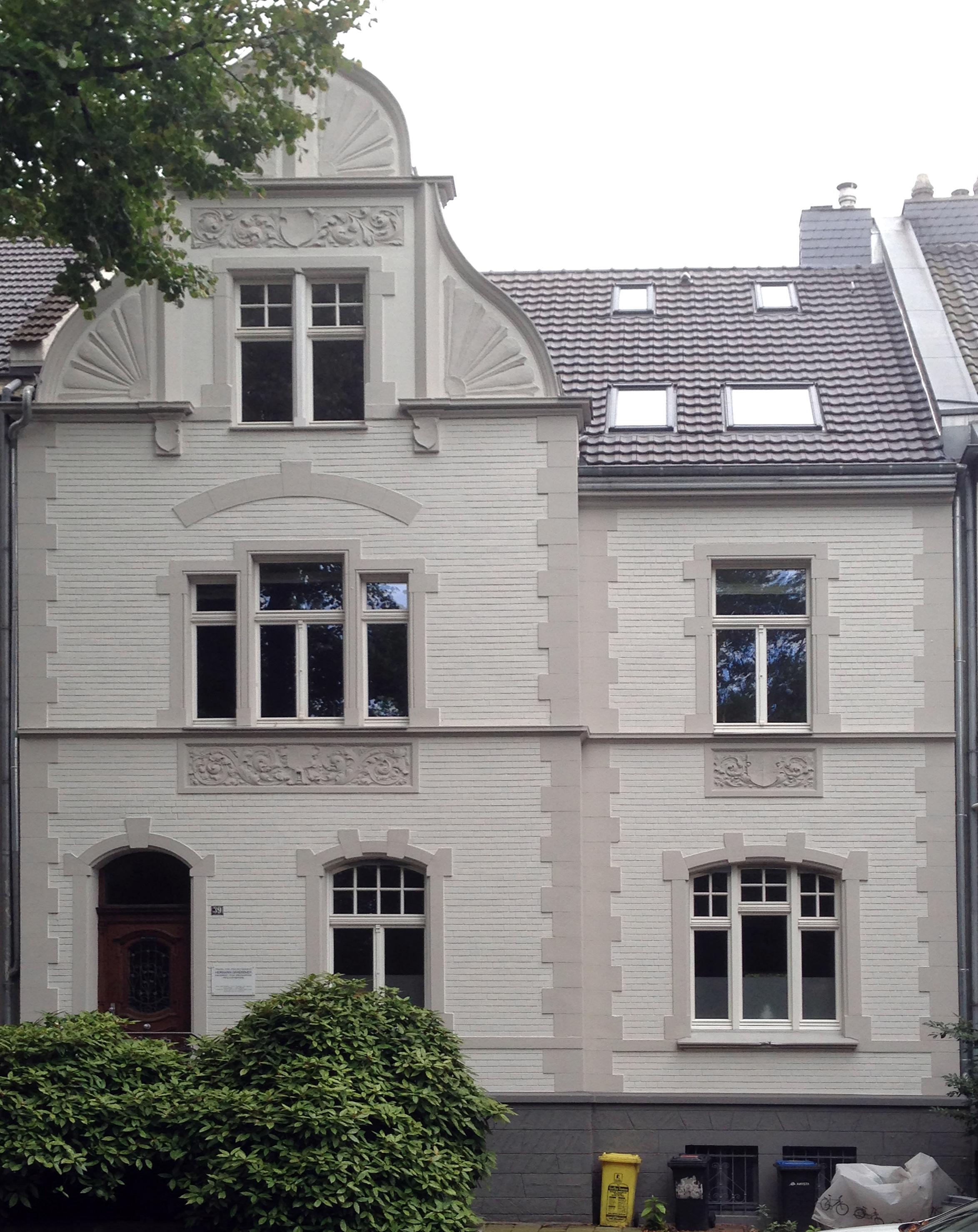 File Haus Düsseldorfer Straße 39 Düsseldorf Oberkassel