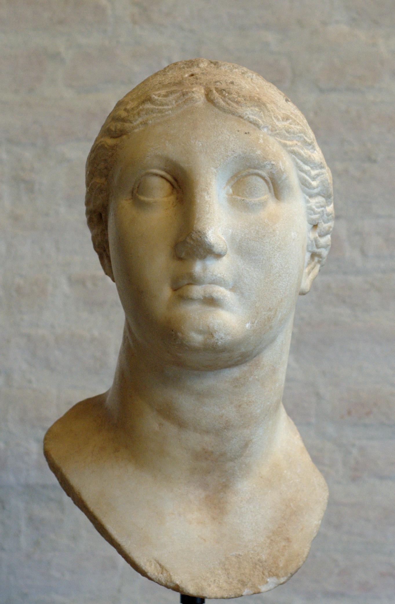 Bérénice II /wikipédia