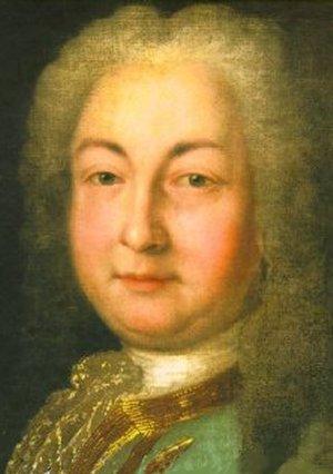 Остерман, Генрих Иоганн Фридрих