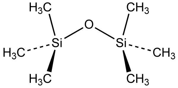 Hexamethyldisiloxane Wikipedia