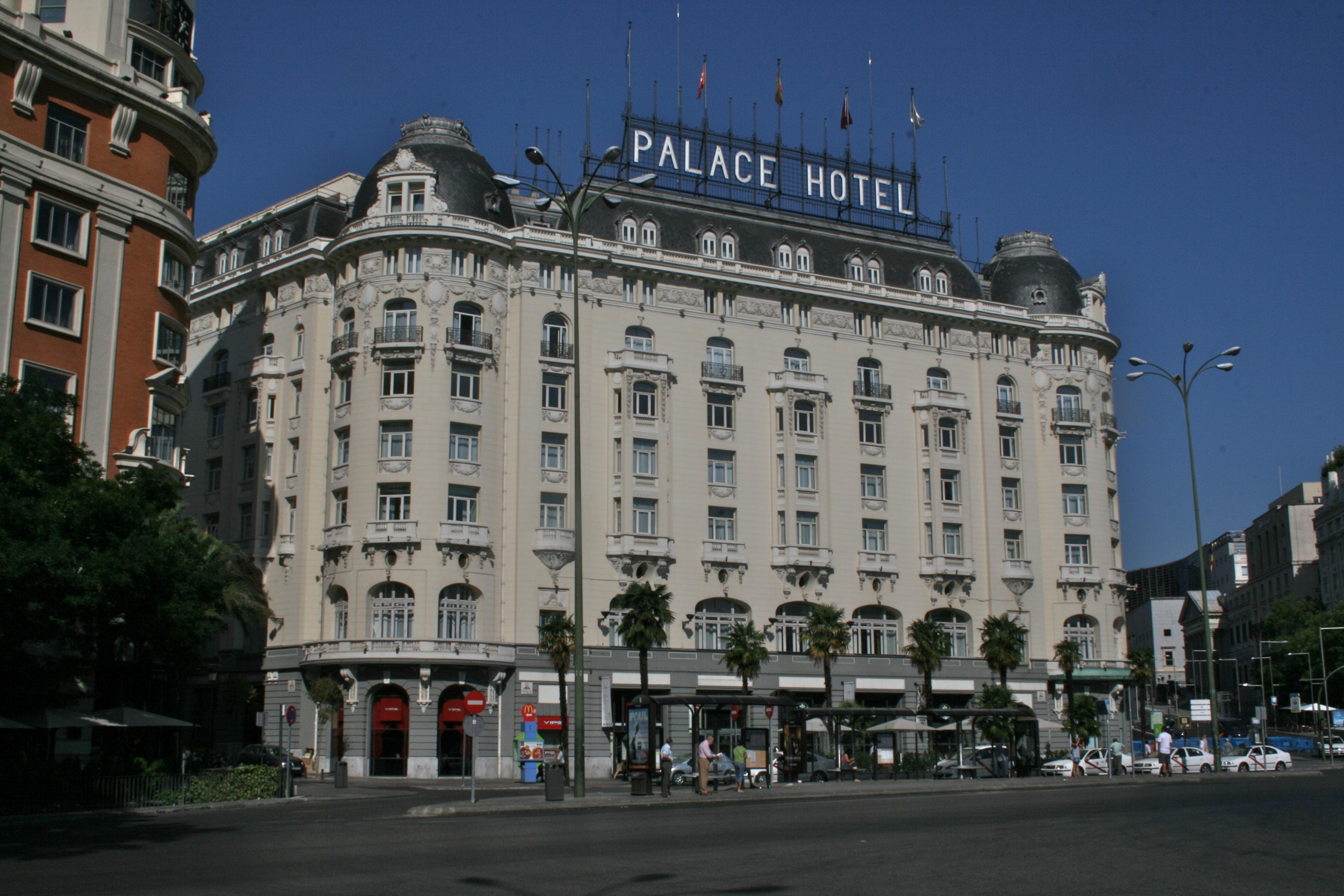 File Hotel Palace Madrid 2011 Jpg