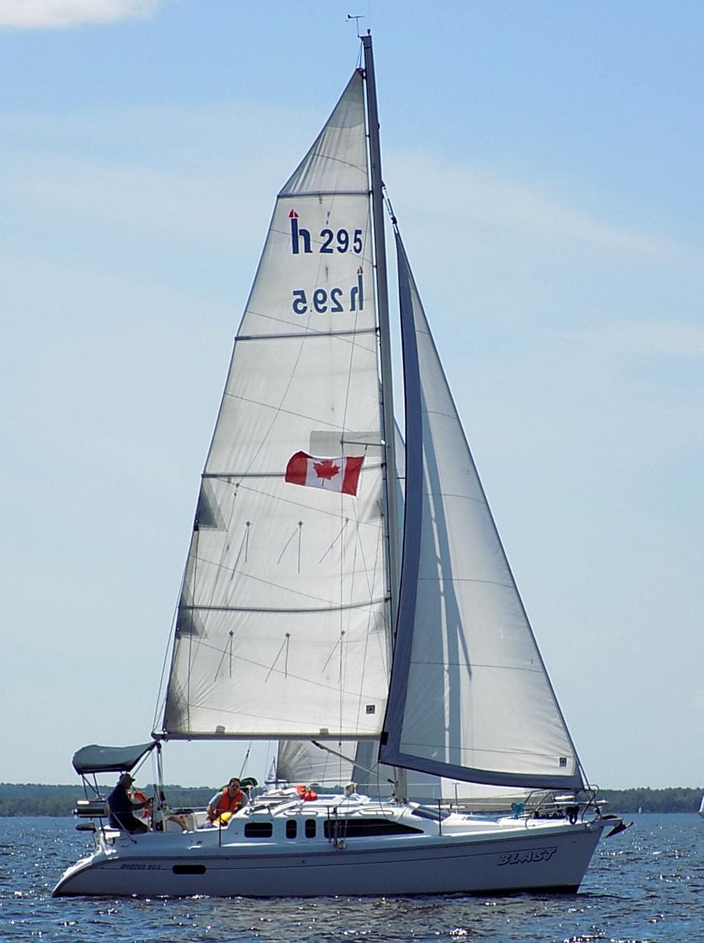 Hunter 29.5 - Wikipedia
