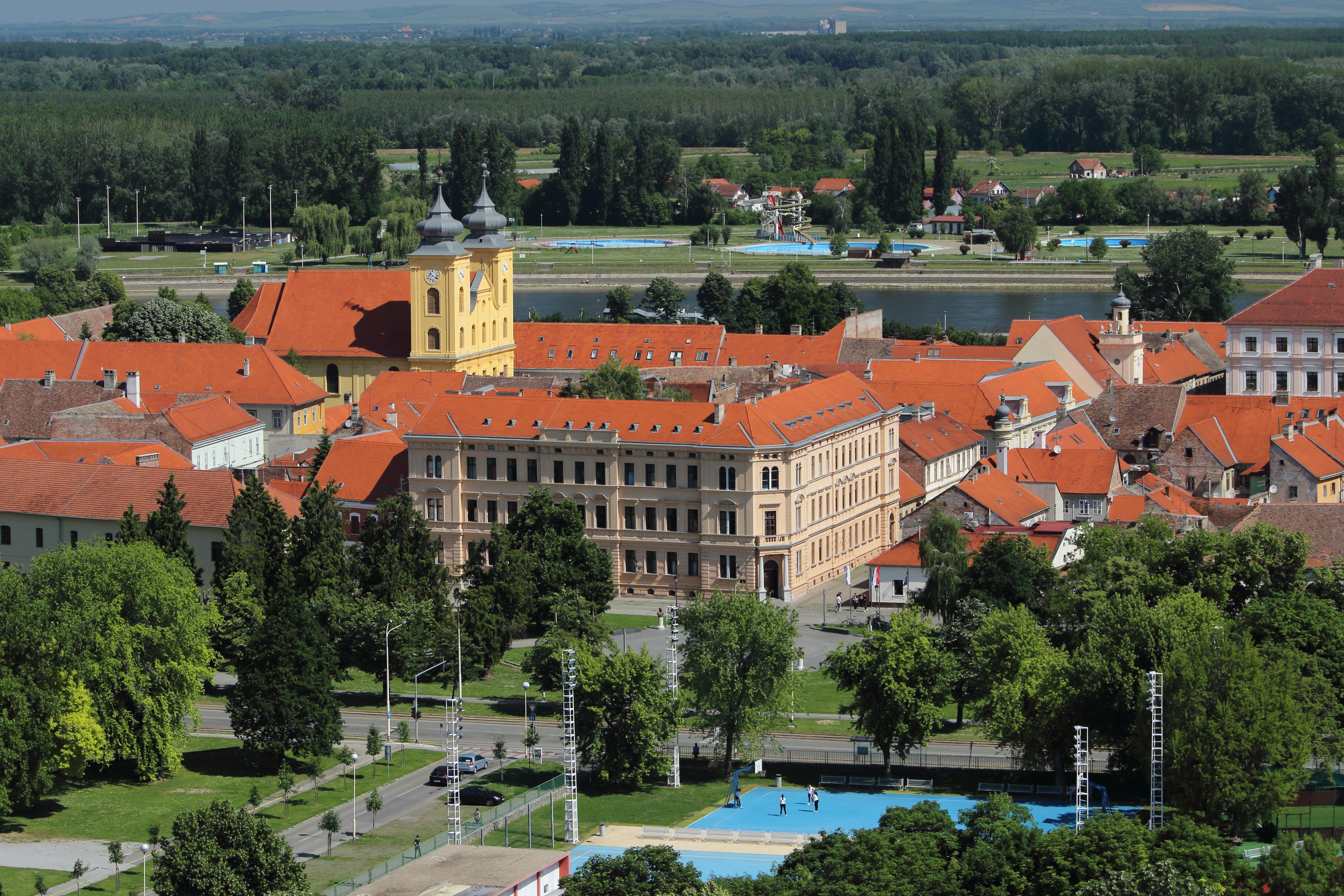 Osijeku u Studentski centar