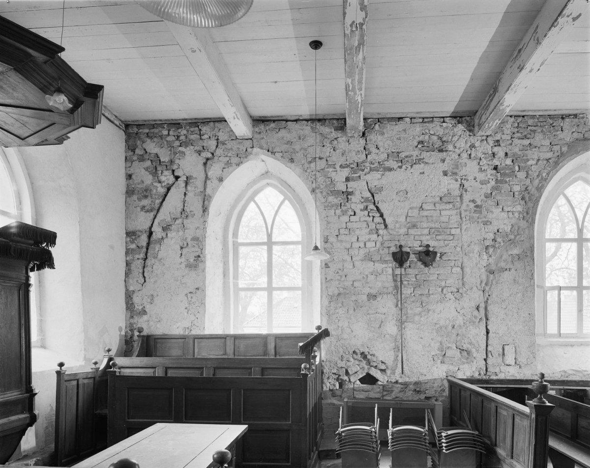 File interieur muren met oude bouwsporen zuurdijk for Interieur 605
