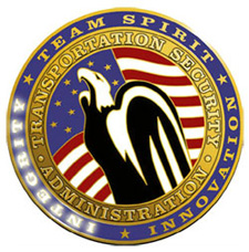 English: TSA insignia