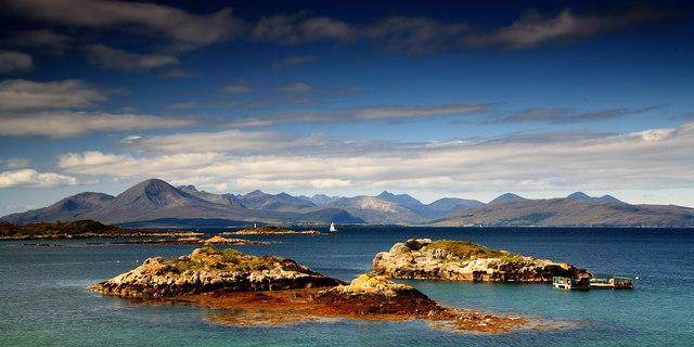斯凯岛(Skye)风光 - wuwei1101 - 西花社