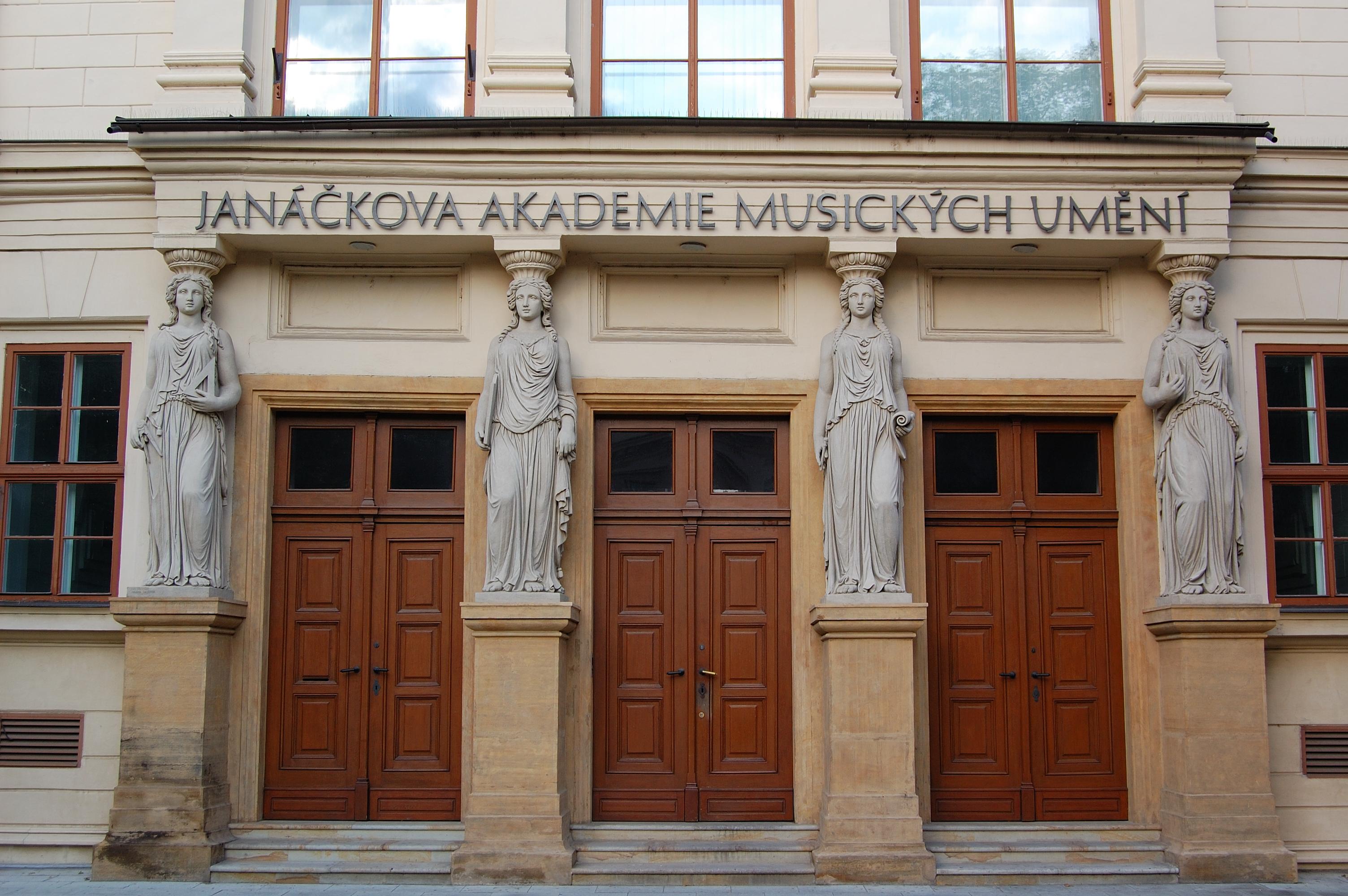 Janáčkova akademie múzických umění v Brně