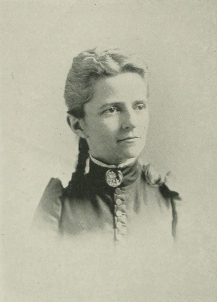 JANE MARIA READ. A woman of the century (page 610 crop).jpg