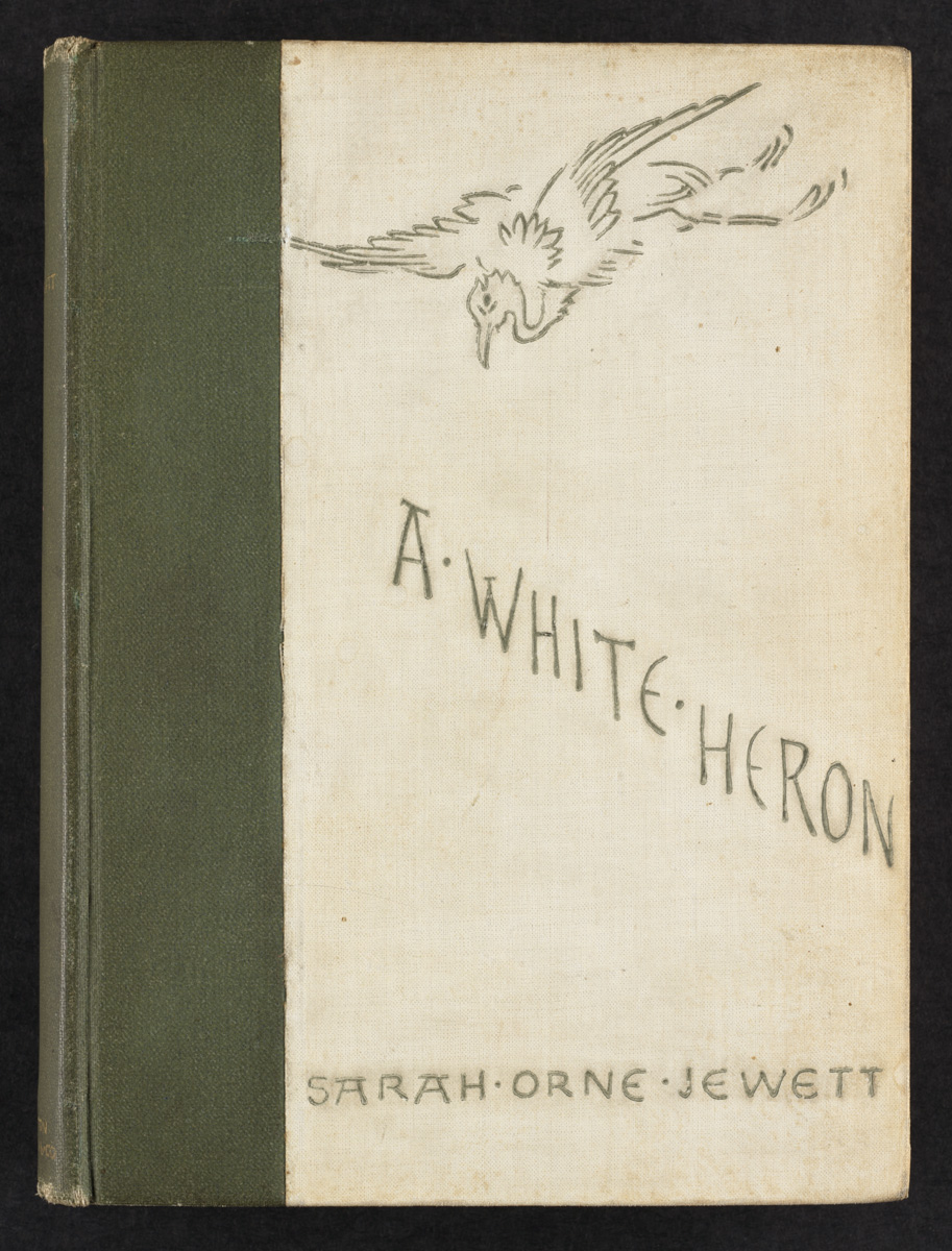 a white heron a story of Our story today, a white heron, is about a 9-year-old girl named sylvie who moves from the city to live with her grandmother in the countryside of vermont.