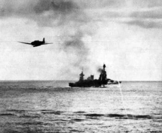 Japanese_Nakajima_B5N_passes_USS_Northam
