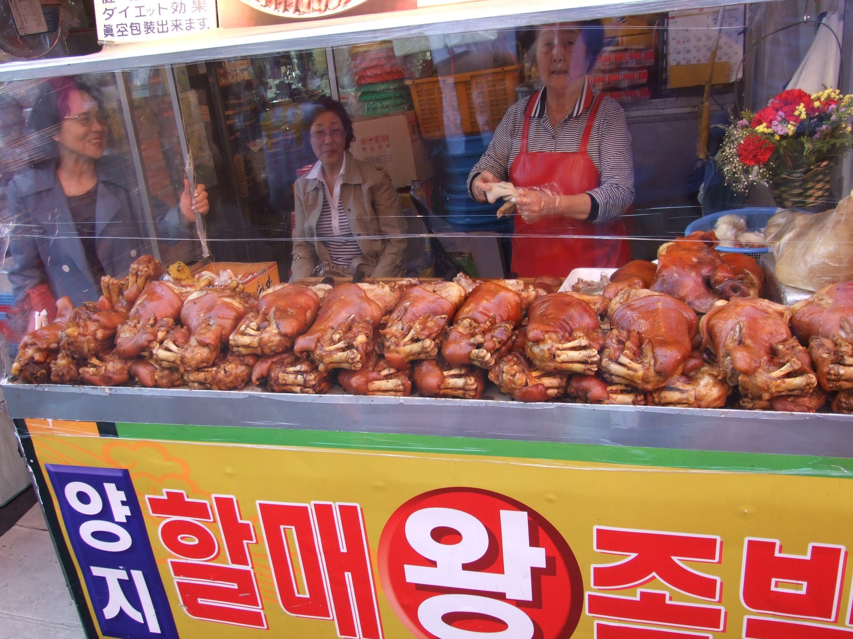 North Market Food