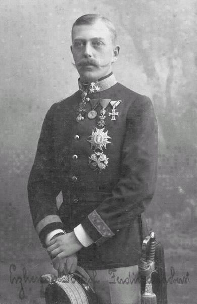 Archduke Joseph Ferdinand, Hereditary Grand Duke of Tuscany