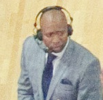 Smith hosting a NBA on TNT pregame show during the 2011 NBA Playoffs.
