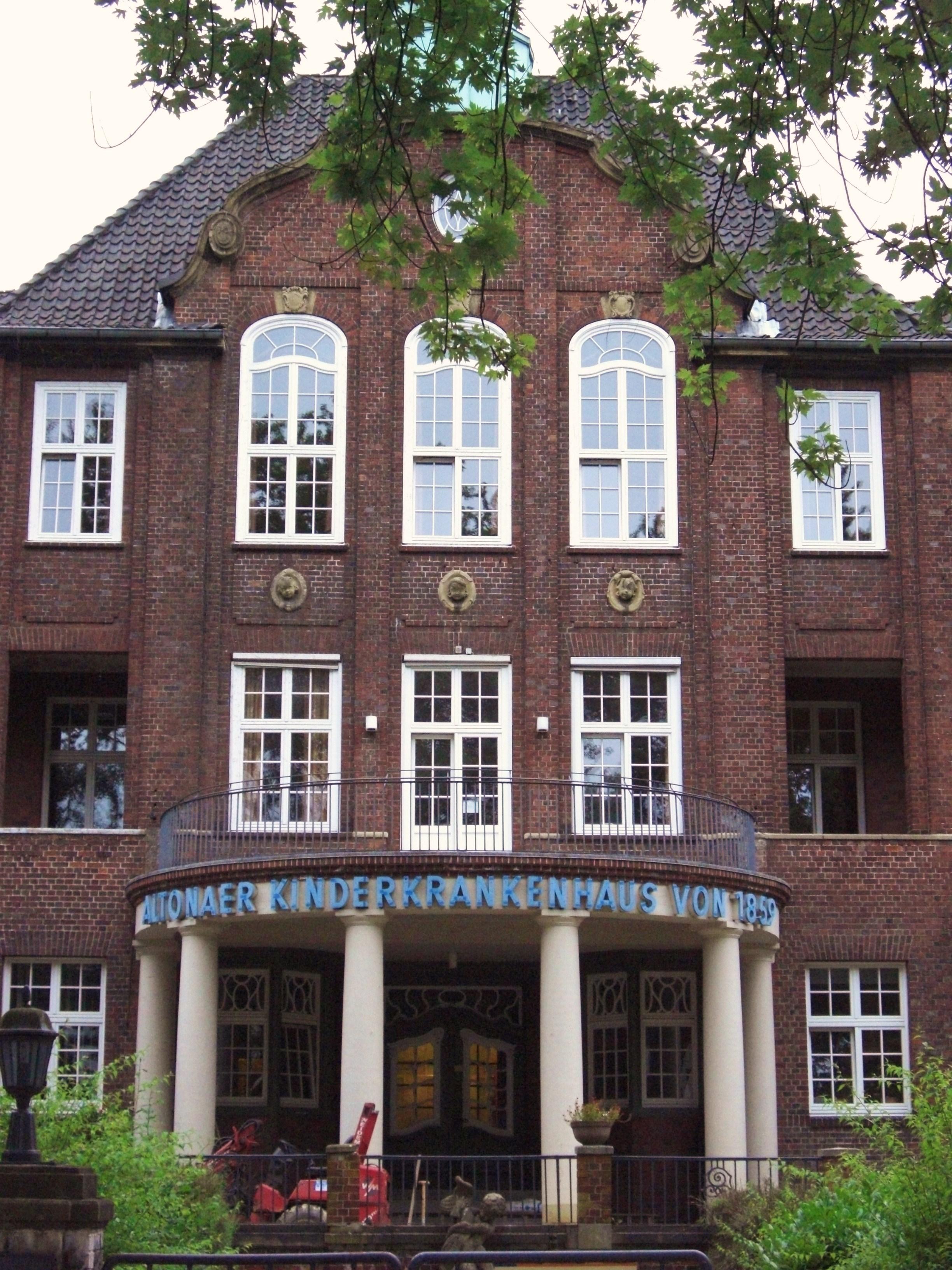 Altonaer Kinderkrankenhaus Hamburg
