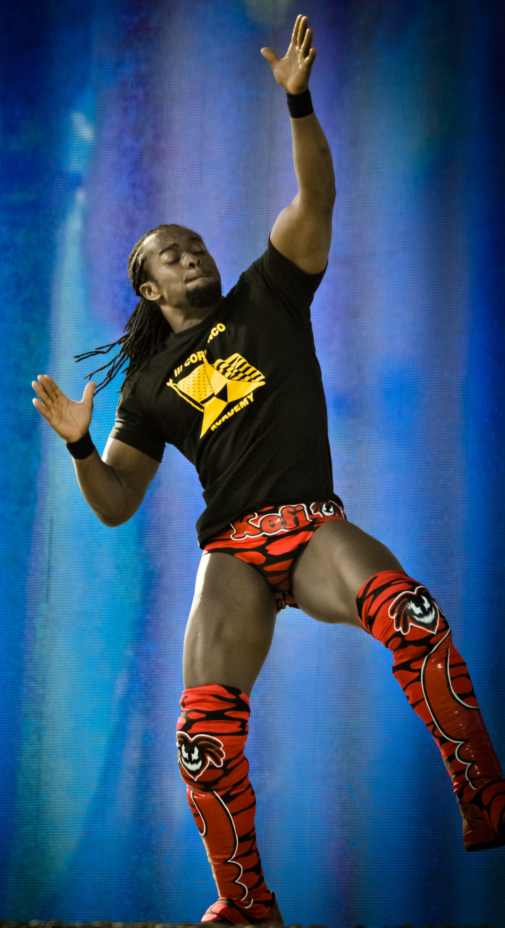 Kofi Kingston Wikipedia The Free Encyclopedia