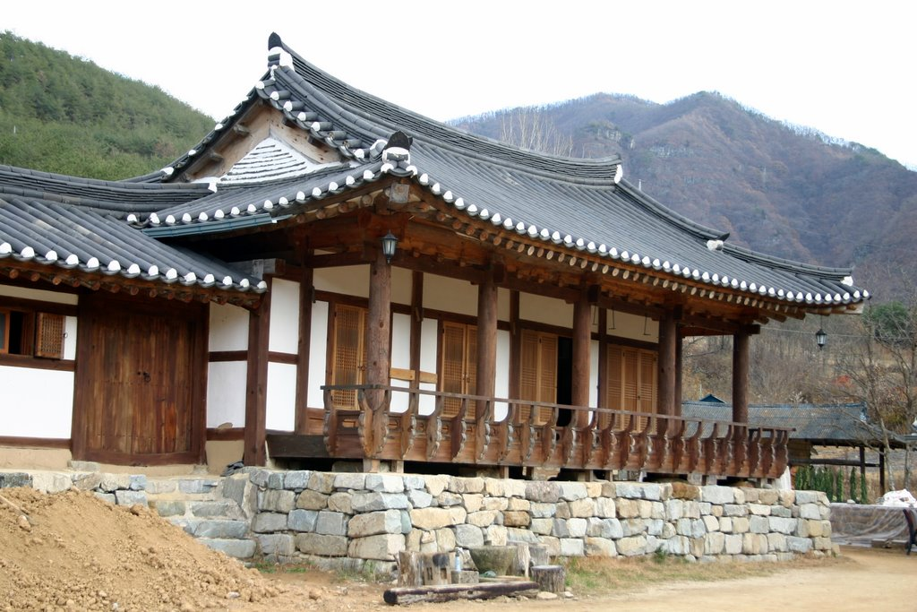 Datei:Korea-Andong-Gasong Village-Hanok-01.jpg – Wikipedia