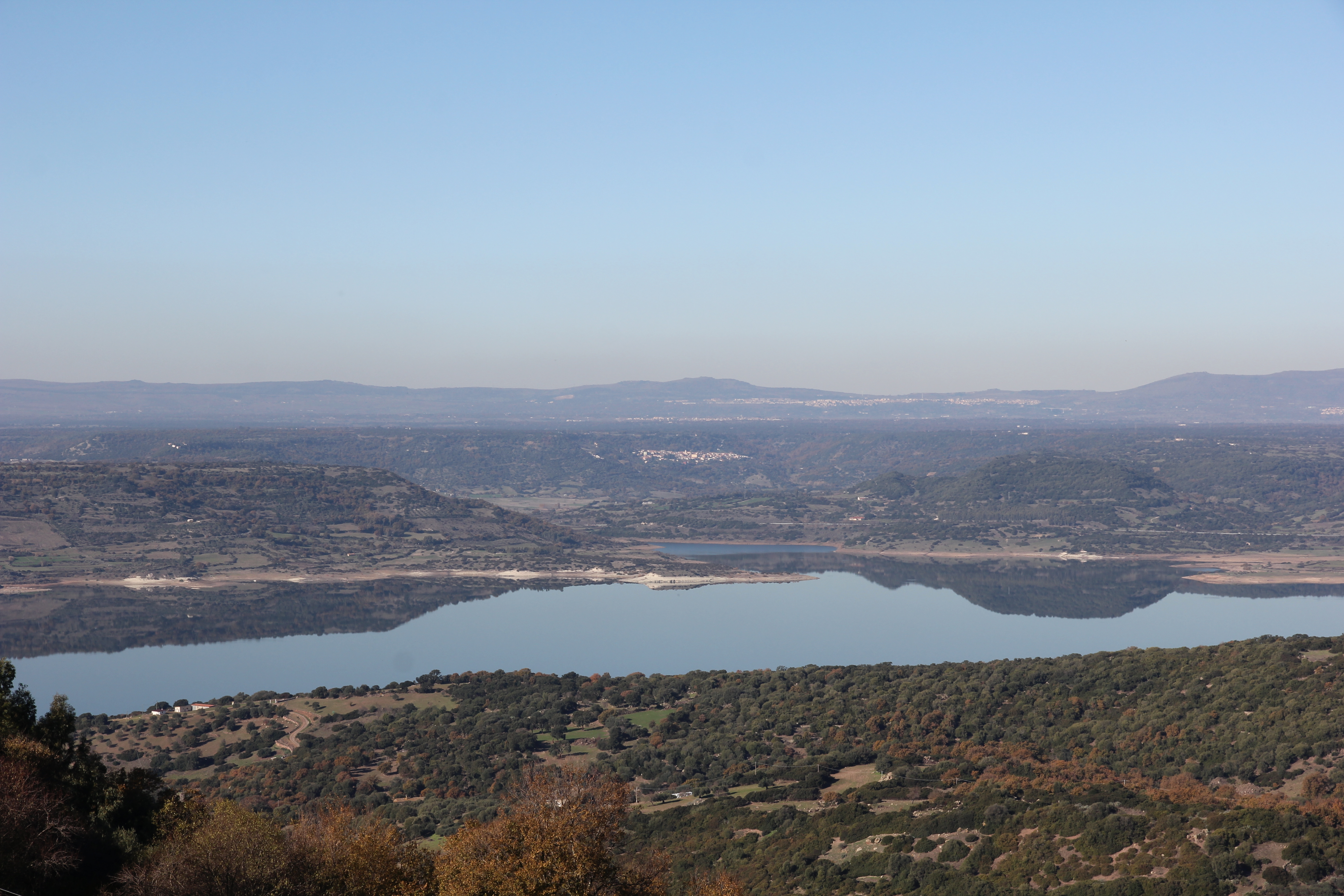 Omodeo järv