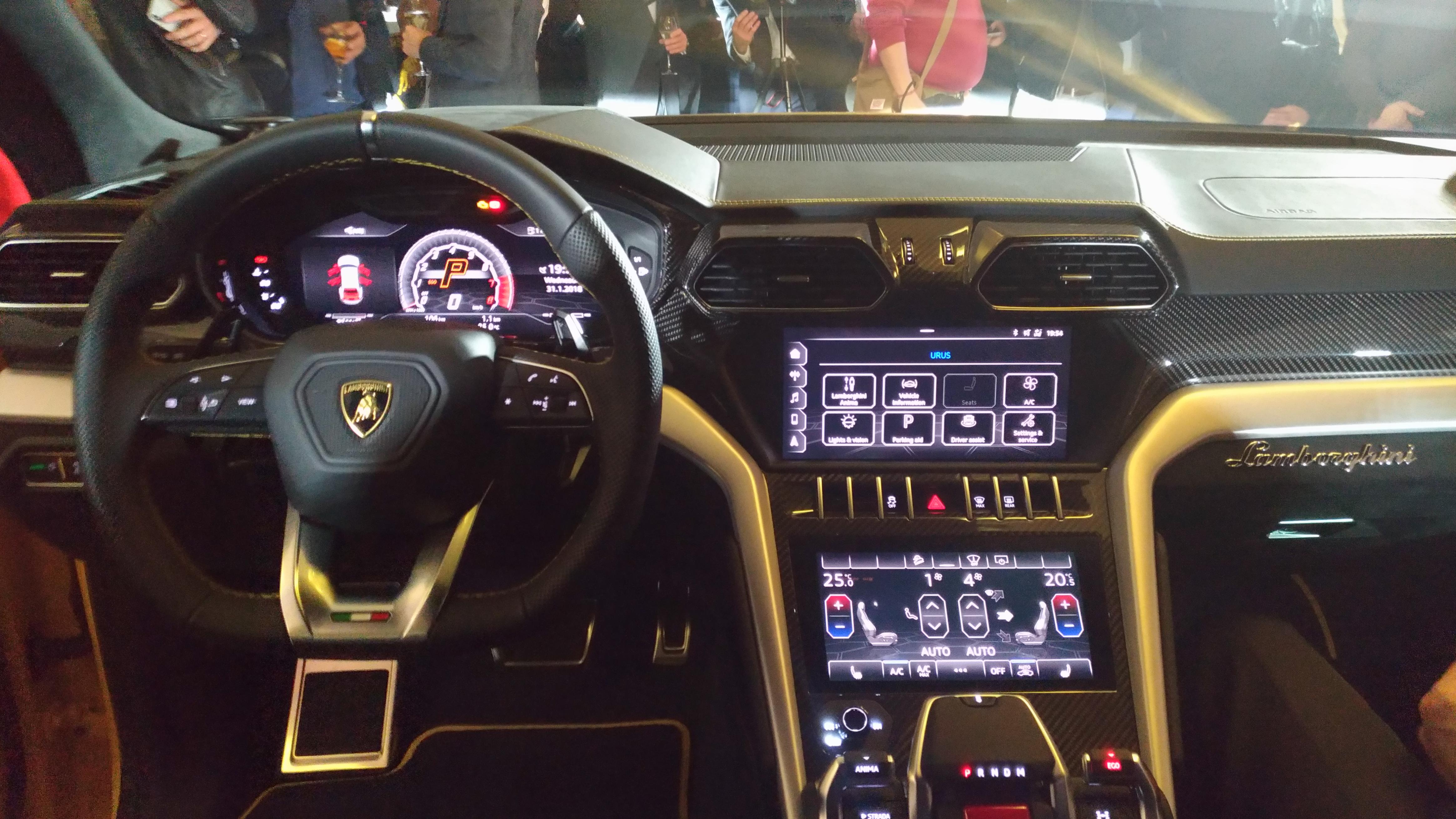 Urus Lamborghini >> Fichier:Lamborghini Urus 07.jpg — Wikipédia