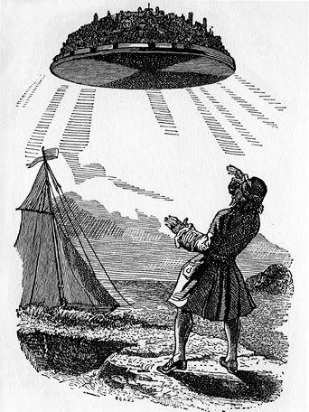 Viagens de Gulliver/Parte III/IX - Wikisource