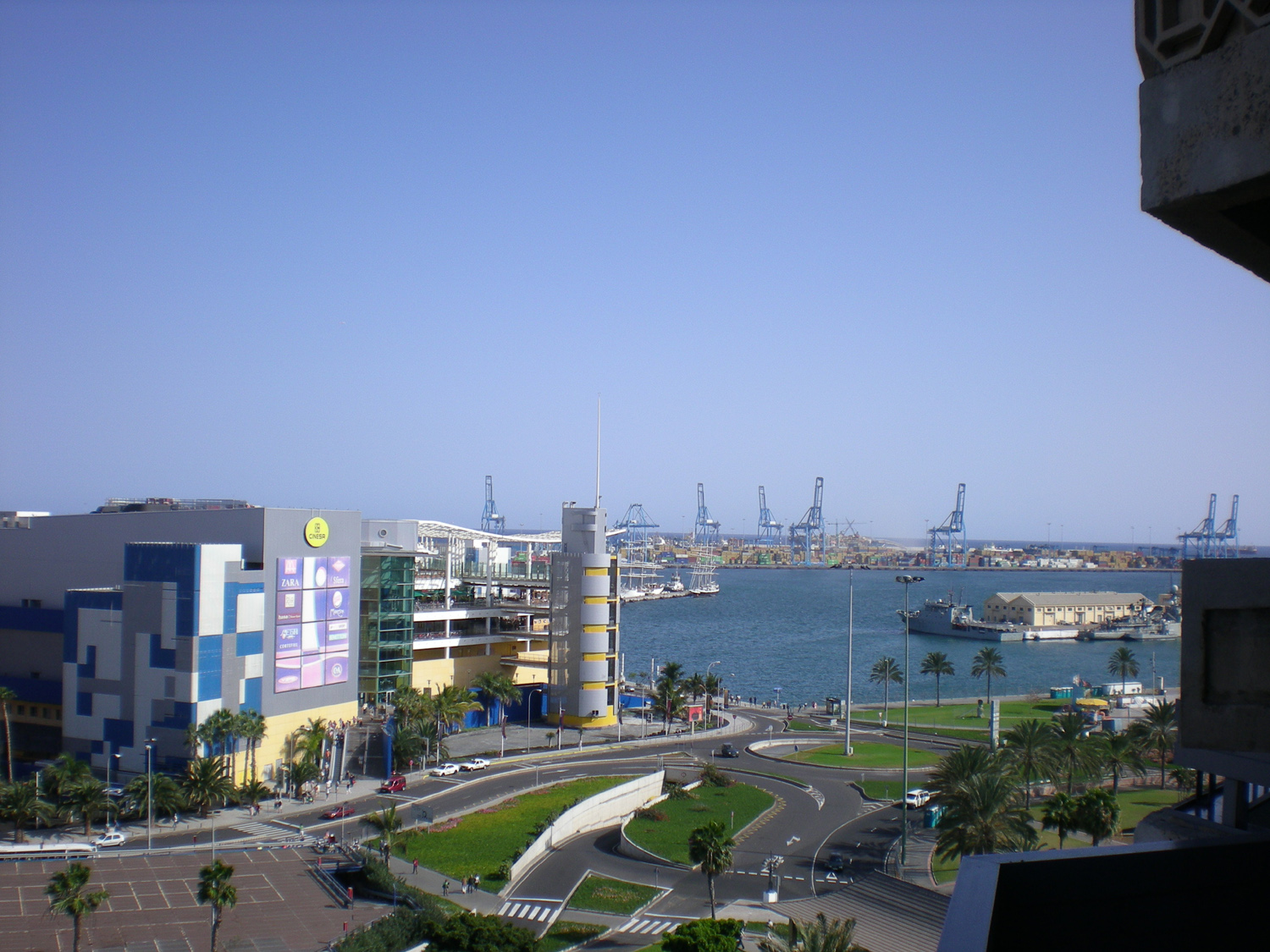 Port of las palmas wikiwand - Port of las palmas gran canaria ...