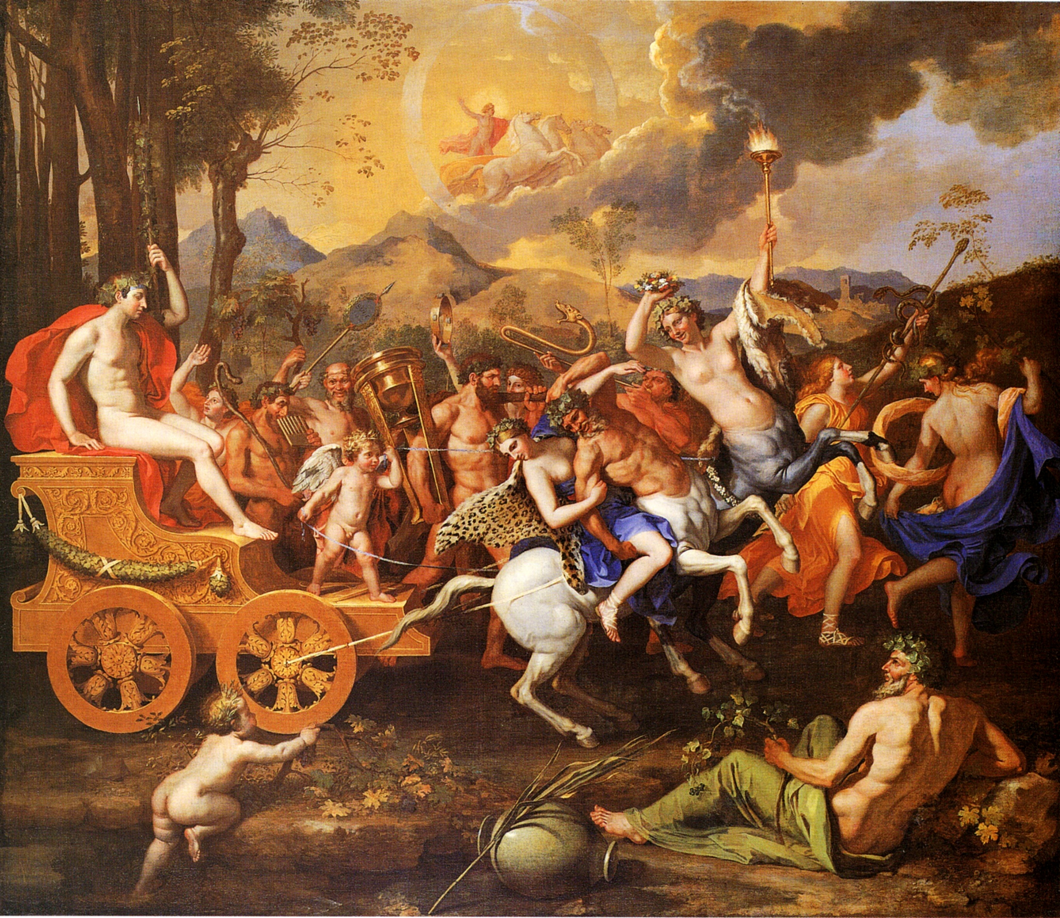 File:Le Triomphe de Bacchus, 1635 - 1636, Kansas City, The Nelson