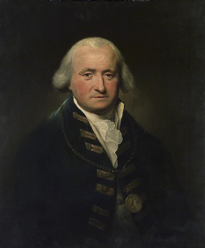 Sir Thomas Pasley 1st Baronet Wikipedia