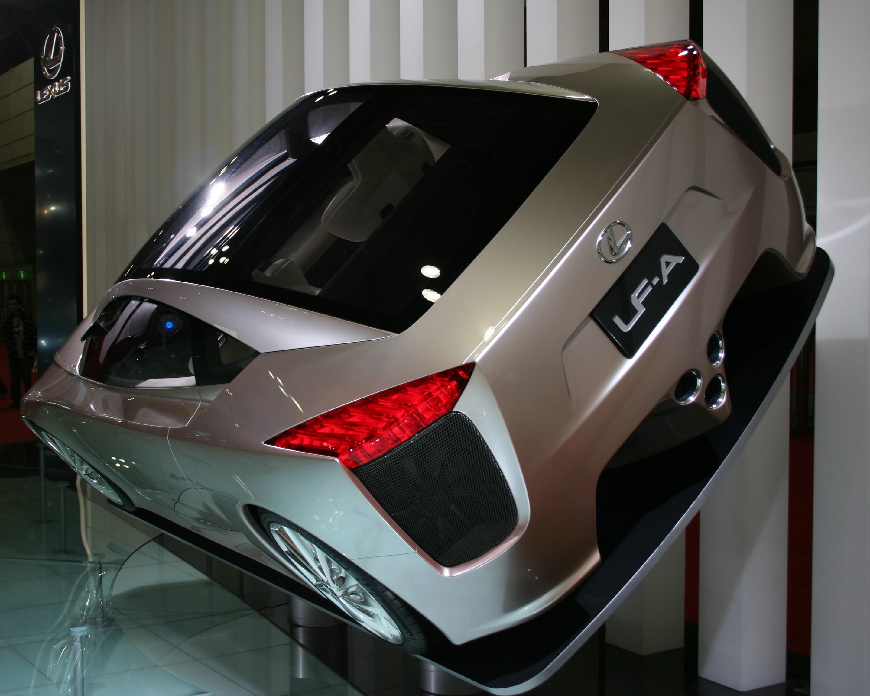Lexus LFA Supercar Pricing [Archive] - JDM Style Tuning Forum