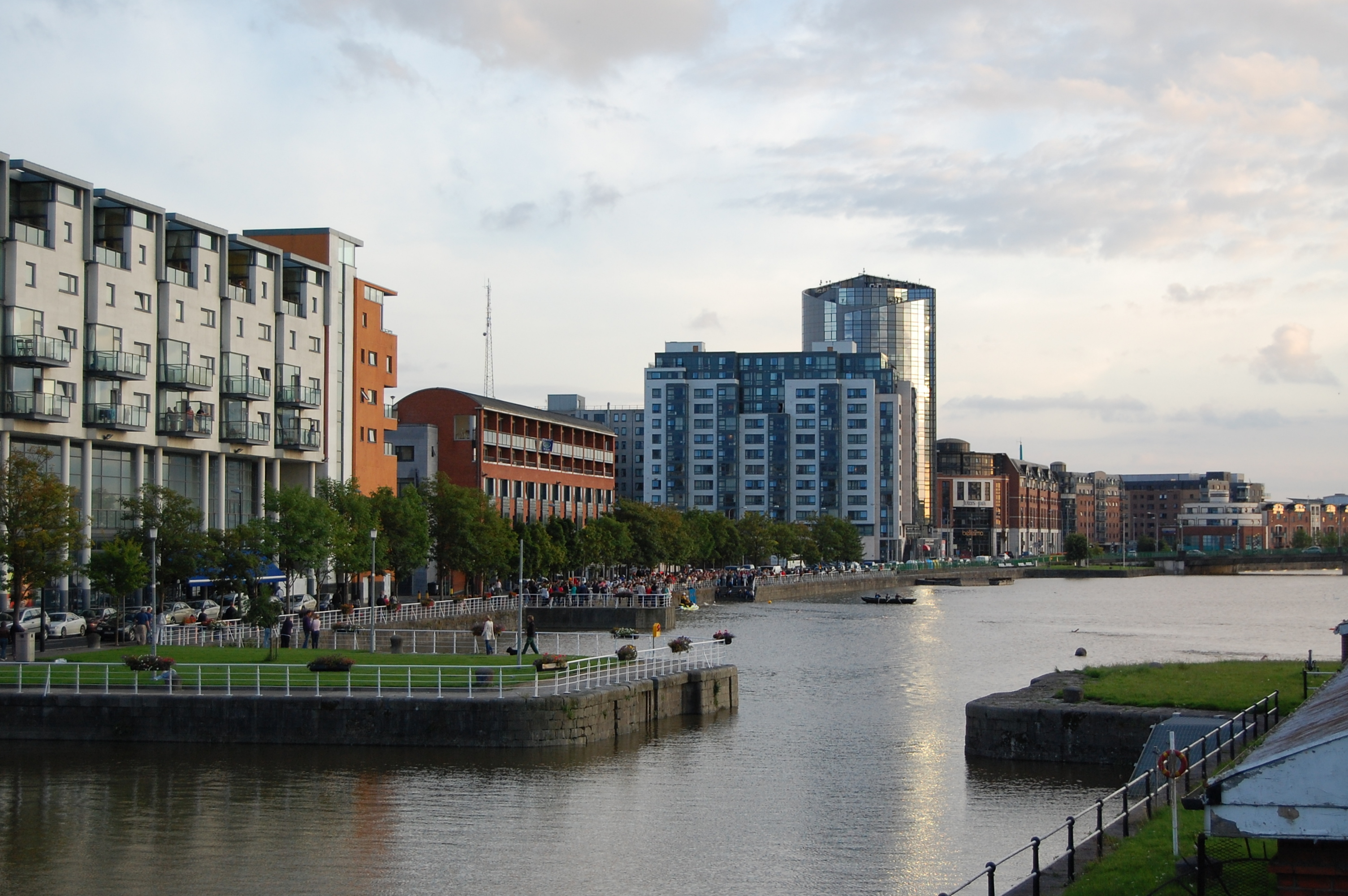 Limerick Ireland  city photo : LimerickCity Riverpoint