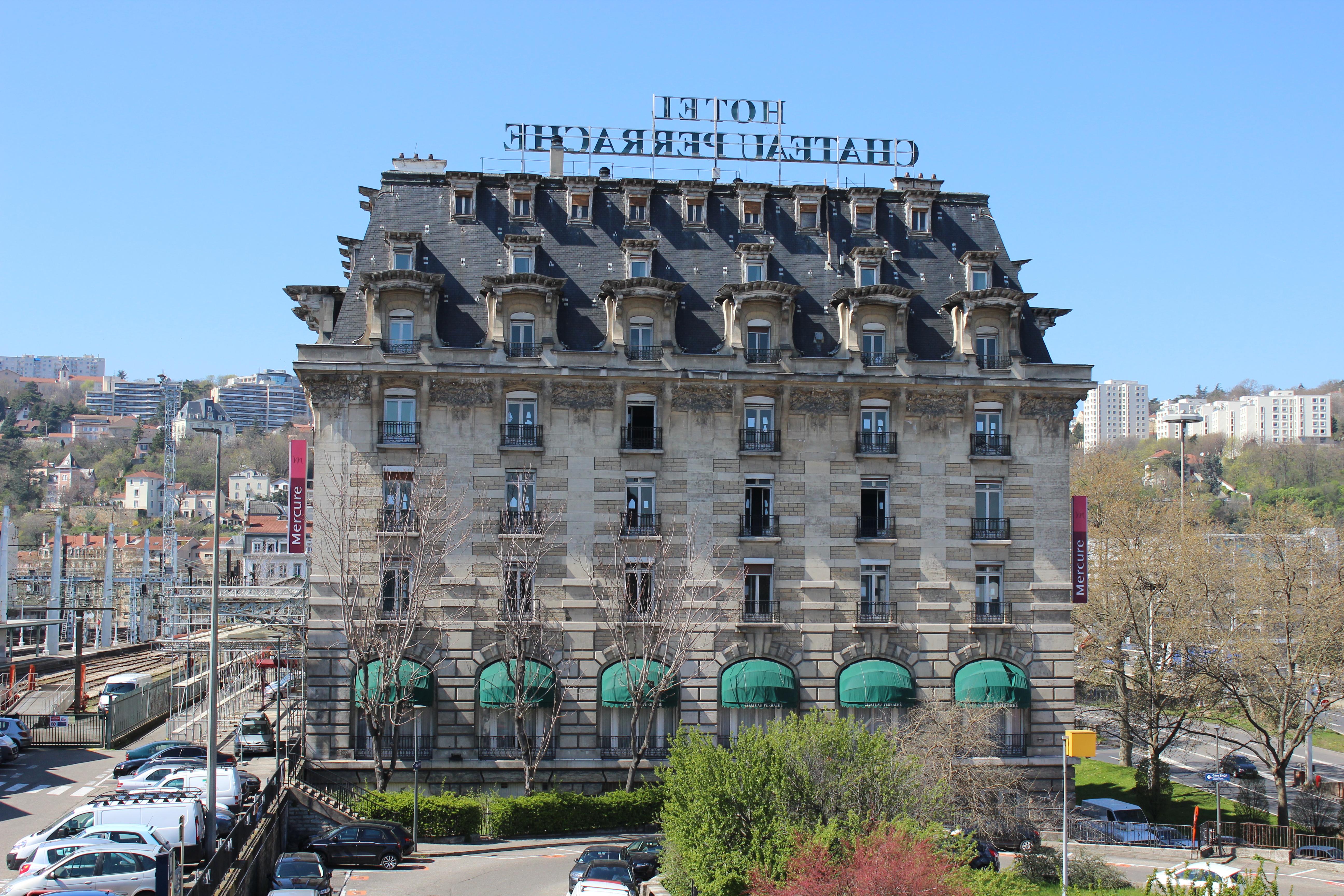 Hotel Lyon Hotel De Ville