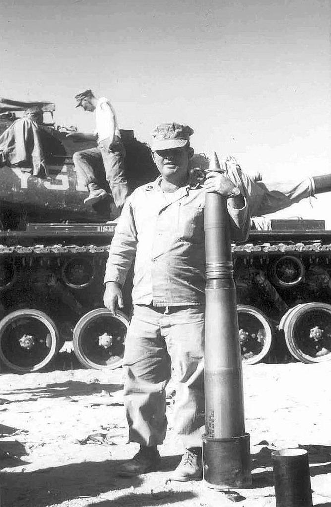 مدفع عيار 140 ملم للأبرامز.. ماله؟ وماعليه؟ M103_USMC