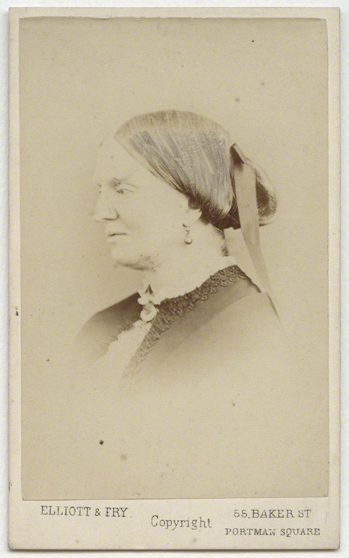 Portrait of Margaret Gatty