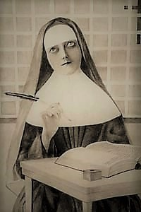 Marie Morin Catholic nun and historian in New France