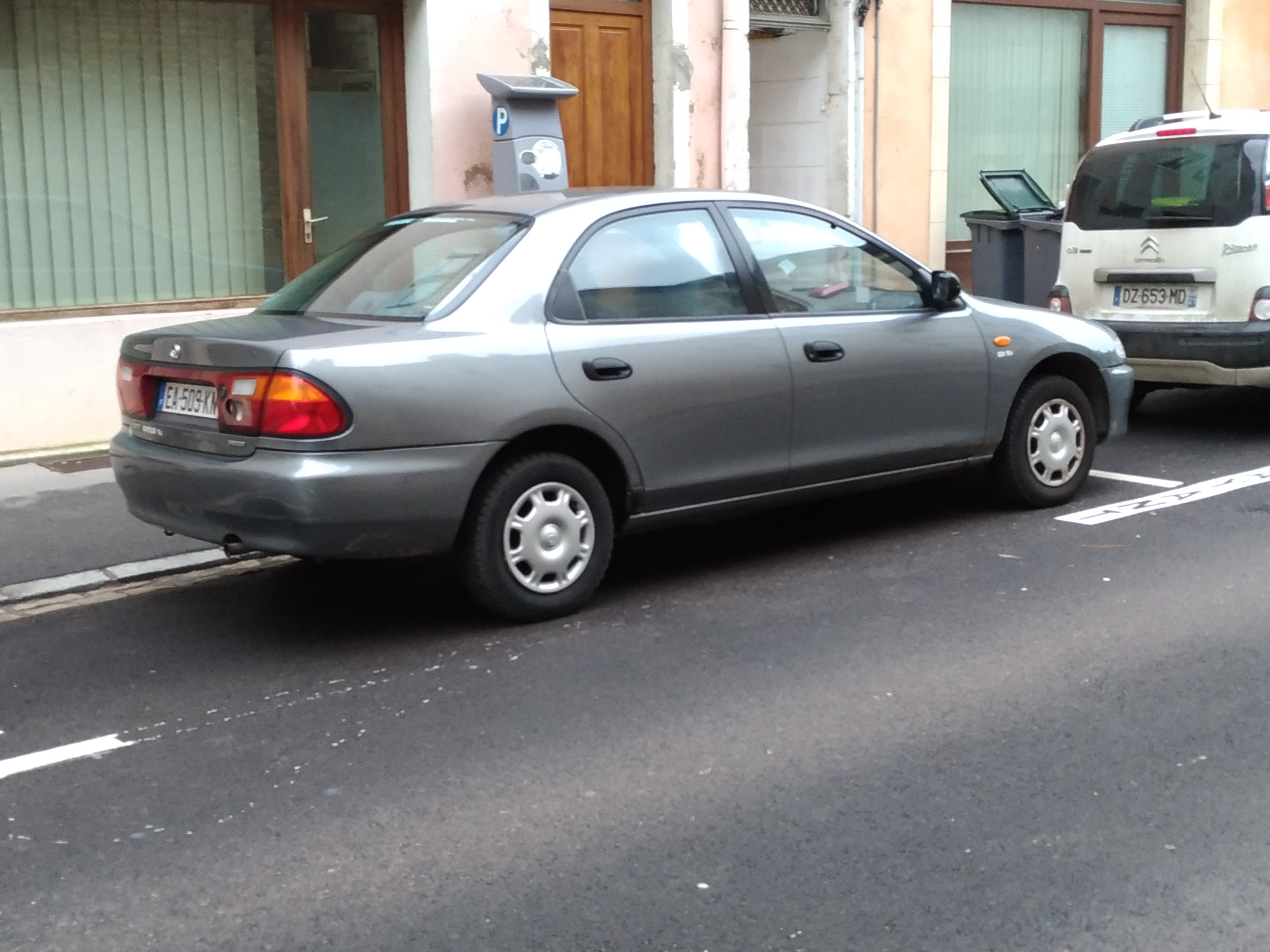 Kelebihan Kekurangan Mazda 323 Familia Tangguh