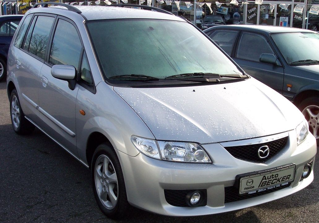 mazda premacy wikipedia la enciclopedia libre. Black Bedroom Furniture Sets. Home Design Ideas