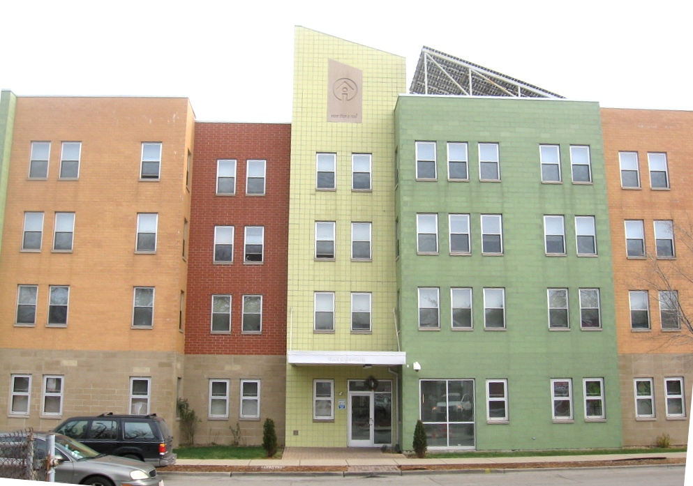 Wonderful File:Mercy Housing Wentworth Commons 11045 S Wentworth Chicago.JPG