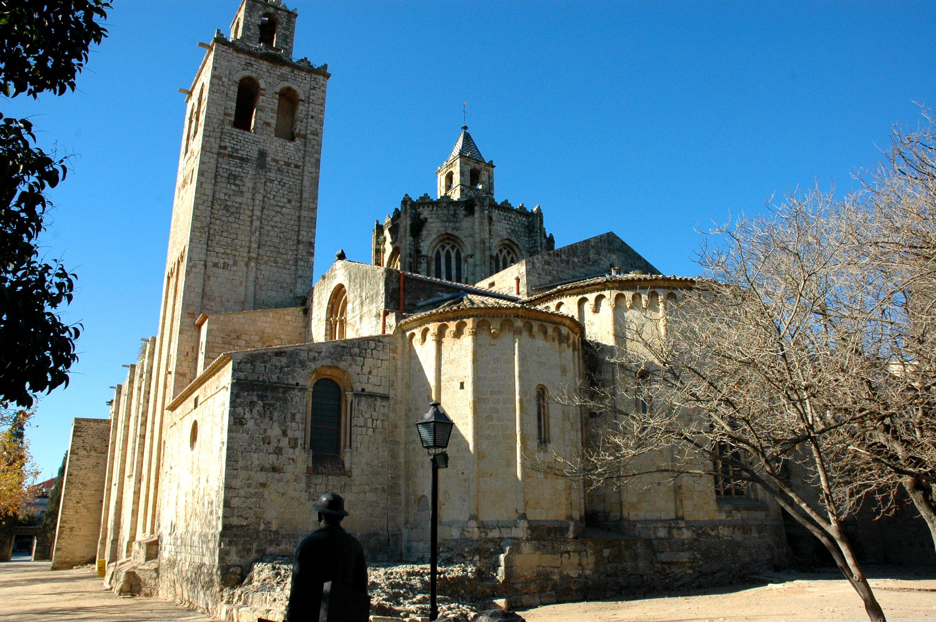 Fitxer monestir de sant cugat esgl sia cap alera jpg - Empresas sant cugat del valles ...