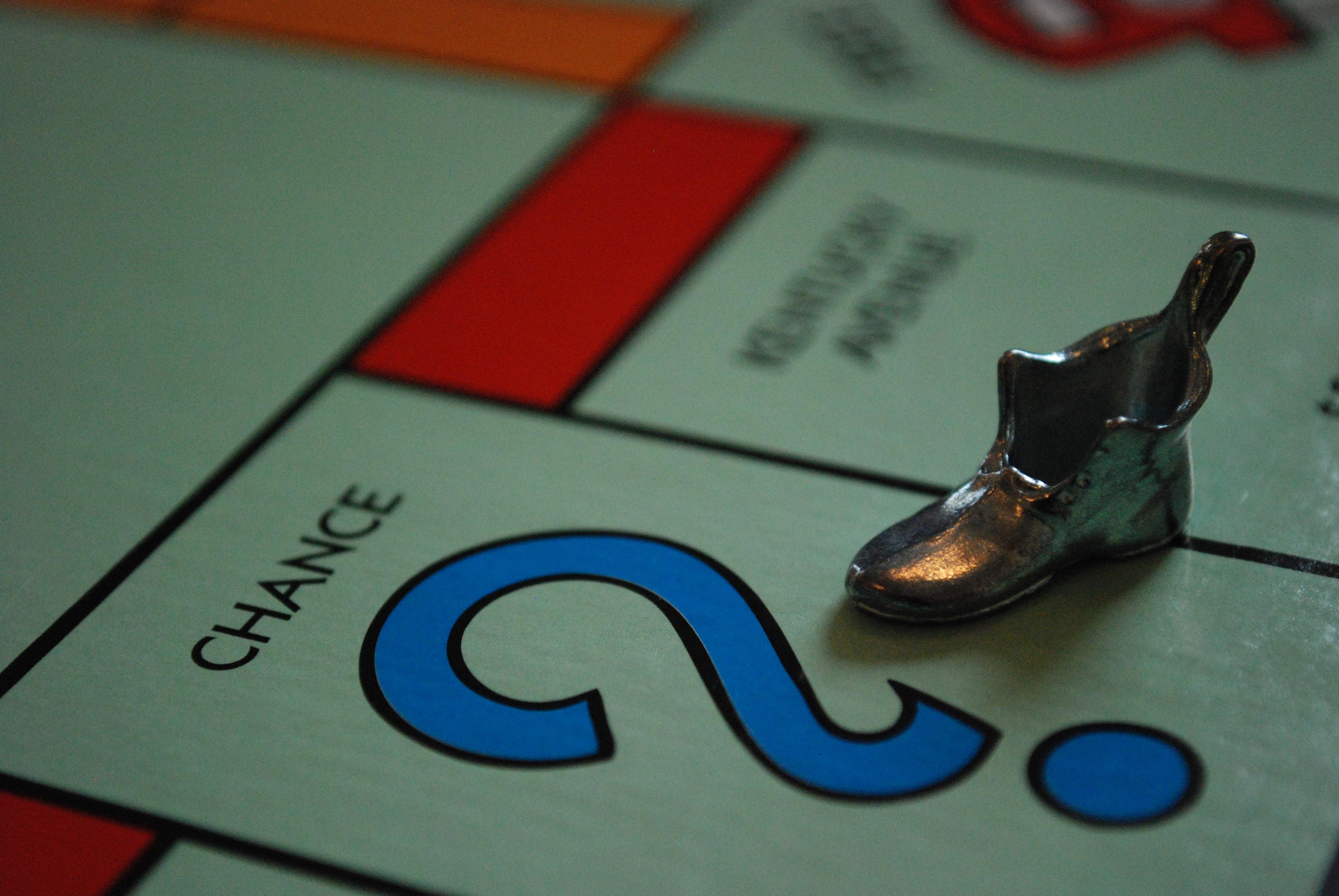 File:Monopoly chance landing (8972965067).jpg - Wikimedia Commons