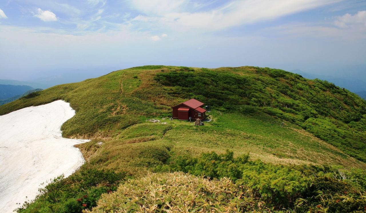 Mount EchizenSannomine 2009-6-25.jpg