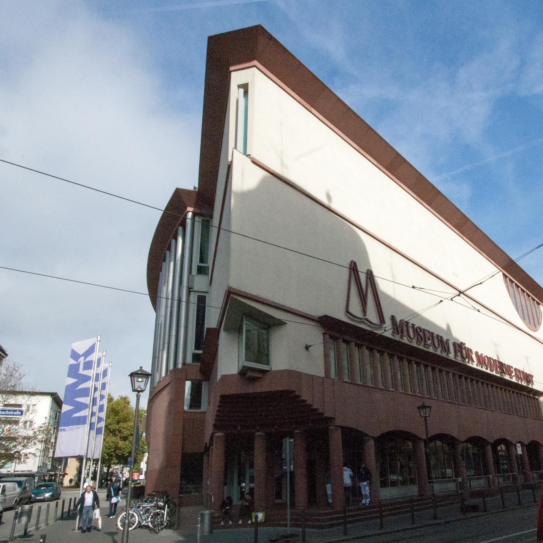museum für moderne kunst frankfurt