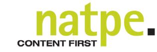 English: New company logo.