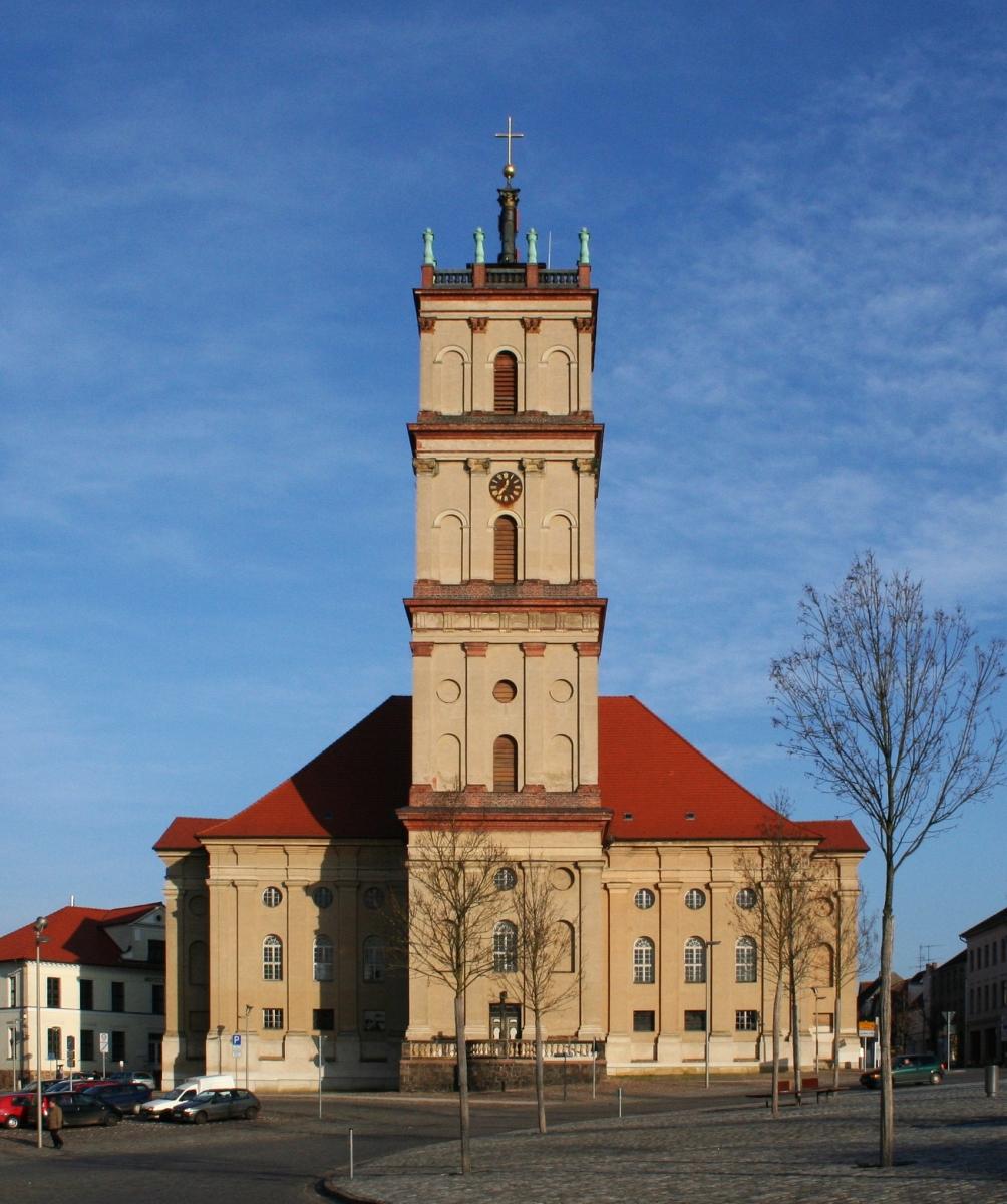 Kirche Neustrelitz