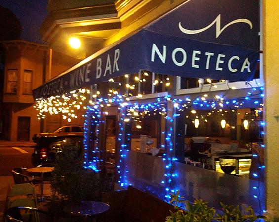 File:Noeteca Restaurant, Dolores St., San Francisco, CA.jpg