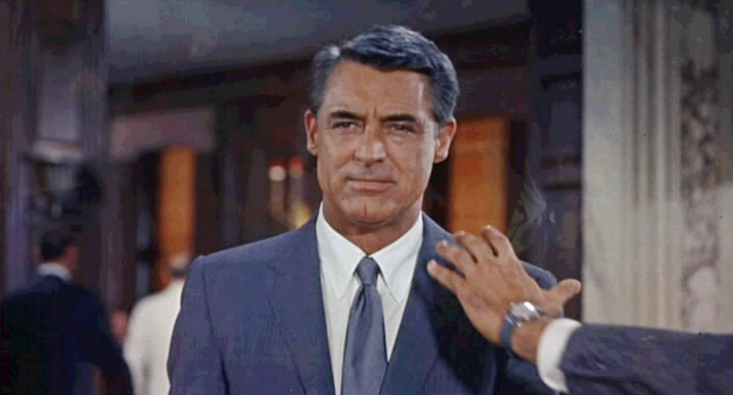 Steps 1959 film movie scenes cary grant in north by northwest 1959